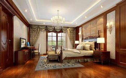 最新成都古典欧式别墅装修效果图欣赏