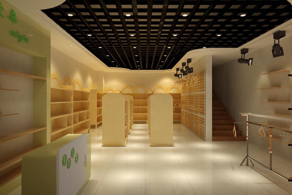要装修一个更加吸引顾客的店铺就要多站在顾客的角度做思考