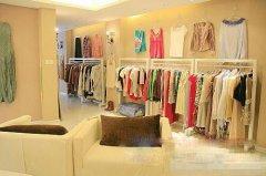 吸引人的成都女装店装修效果图欣赏