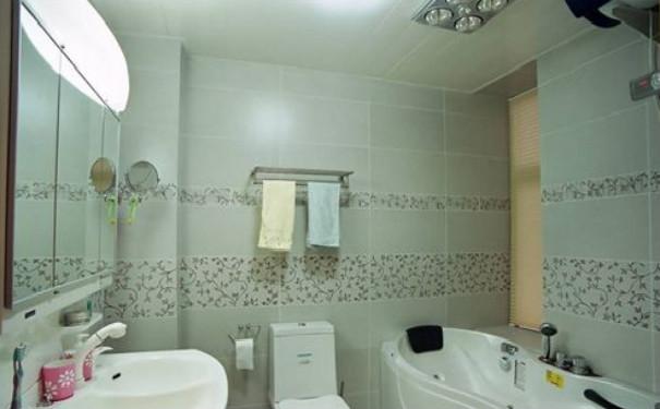 最新成都小户型卫生间装修效果图