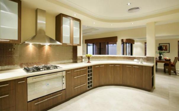 最新成都青羊区厨房装修效果图图片