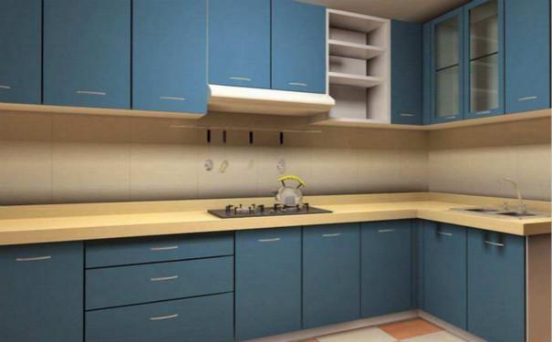 最新成都小户型厨房装修效果图欣赏