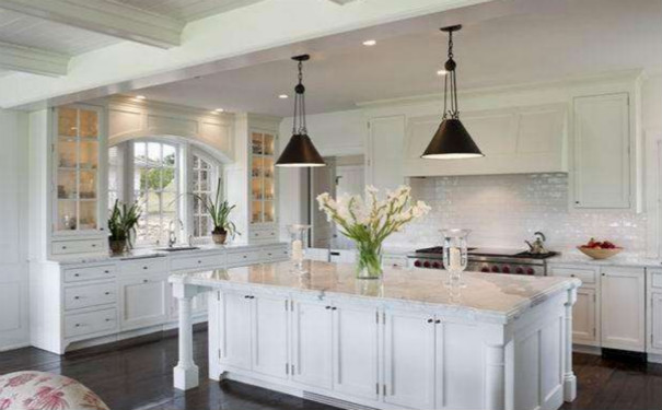 最新成都开放厨房装修效果图欣赏