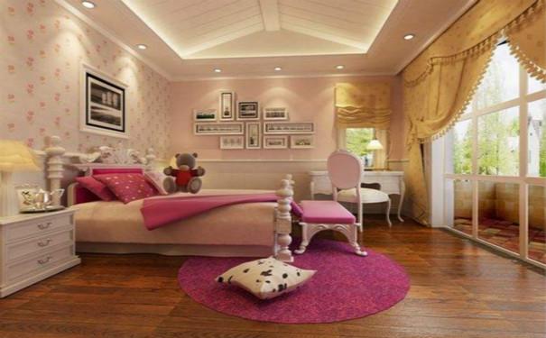 最新成都别墅卧室装修效果图欣赏