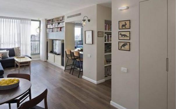 最新成都小户型房屋装修效果图欣赏