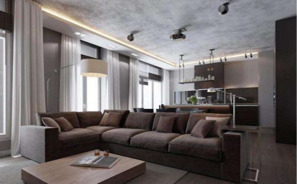 最新成都120平米房屋装修效果图欣赏
