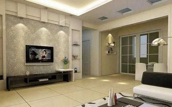 最新成都室内客厅装修效果图欣赏