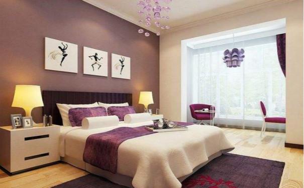 最新成都室内卧室装修效果图欣赏