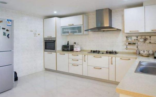 最新成都室内厨房装修效果图欣赏