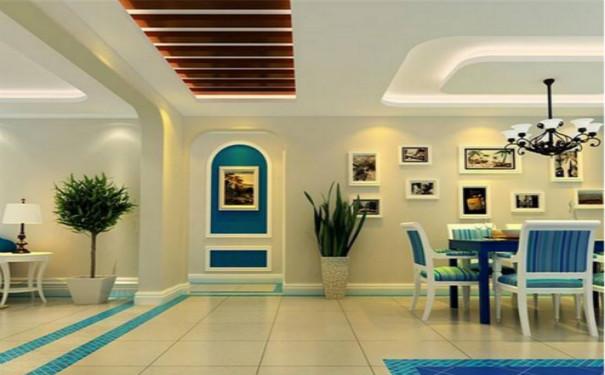 最新成都简约风格家庭餐厅装修效果图欣赏
