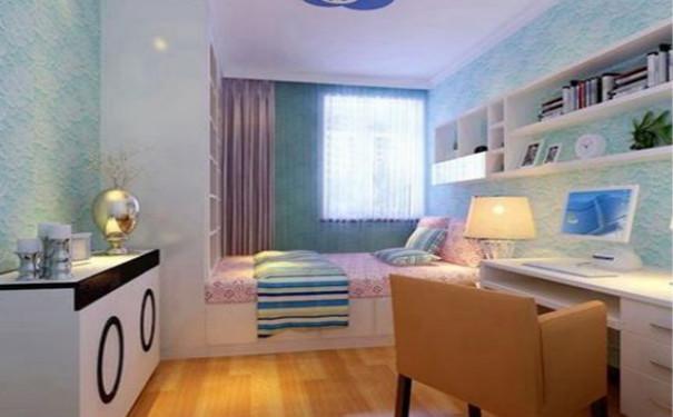 最新成都小户型卧室榻榻米装修效果图欣赏
