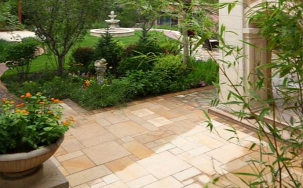 最新成都天府新区家庭花园装修效果图欣赏