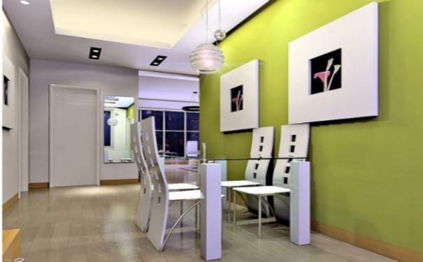 最新成都家庭小餐厅装修效果图欣赏