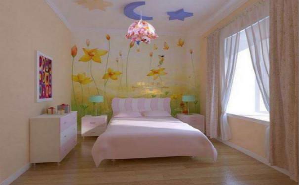 最新成都儿童小卧室装修效果图欣赏