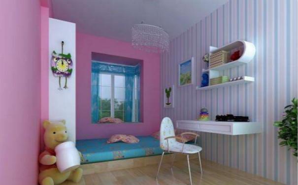 最新成都现代简约风格儿童卧室装修效果图欣赏