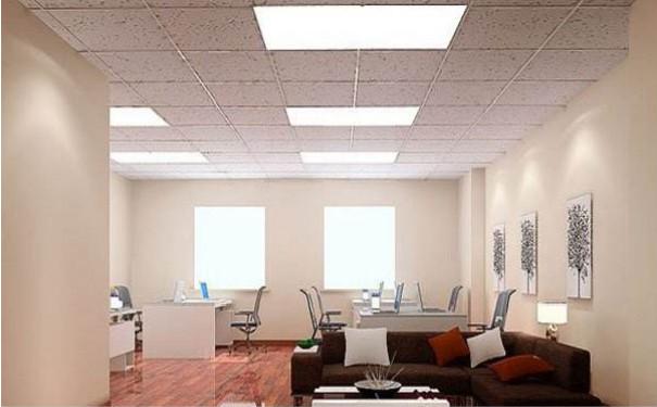 成都小型办公室吊顶装修效果图欣赏