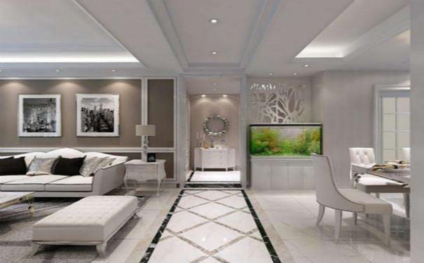 成都现代简约家庭装修风格效果图欣赏