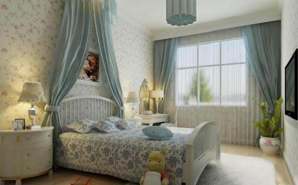 成都田园风格家庭装修效果图欣赏