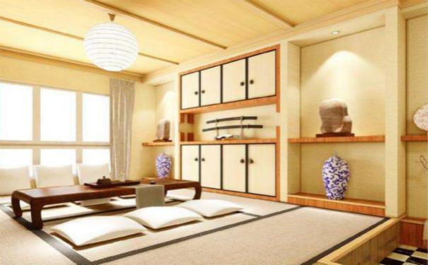 成都日式风格家庭装修效果图欣赏