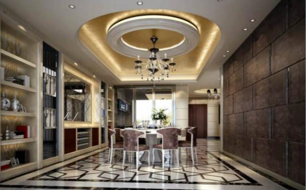 成都欧式风格家庭装修效果图欣赏
