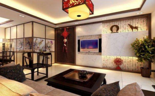 成都传统风格家庭装修效果图欣赏