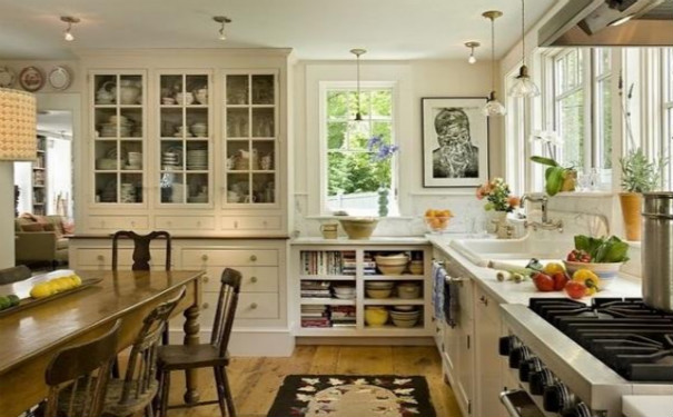 成都乡土风格家庭装修效果图欣赏