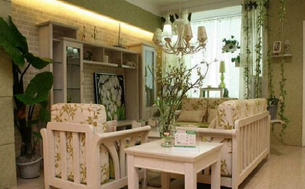 成都自然风格家庭装修效果图欣赏