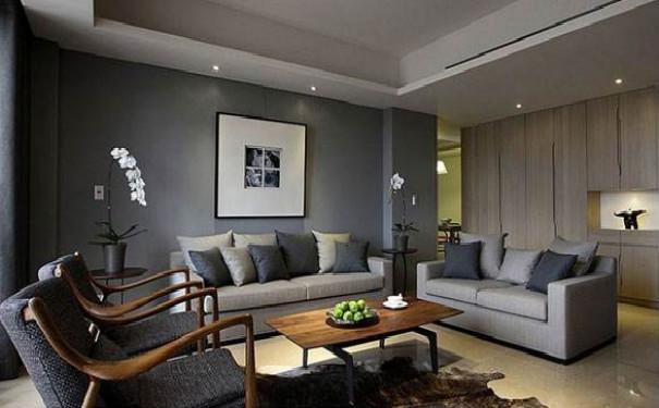 成都后现代风格家庭装修效果图欣赏