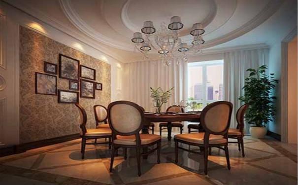 成都新古典主义风格家庭装修效果图欣赏