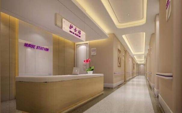 舒服成都整形医院装修效果图赏析