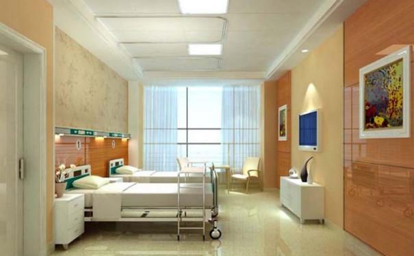 成都整形医院操作区装修设计
