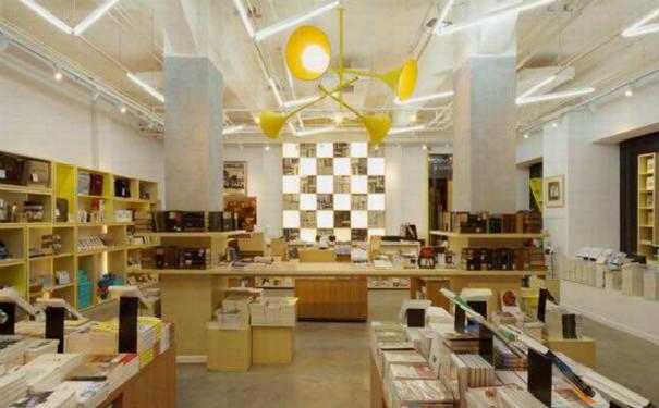 成都书店装修通道设计这块要重视起来