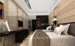 漂亮成都商务主题酒店装修效果图